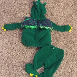 0-6m dragon Halloween baby costume